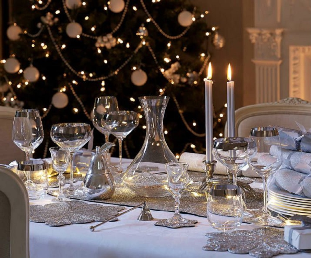 Comment décorer sa salle à manger pour Noël